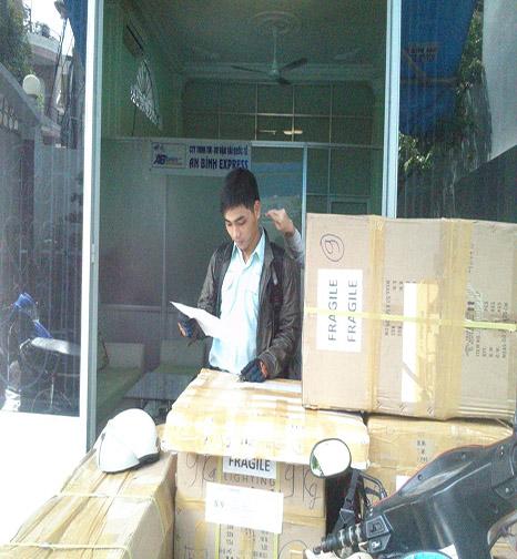 Quy trình nhập hàng từ Campuchia về Việt Nam