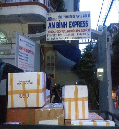 Dịch vụ gửi hàng đi Antananarivo giá rẻ tại tphcm
