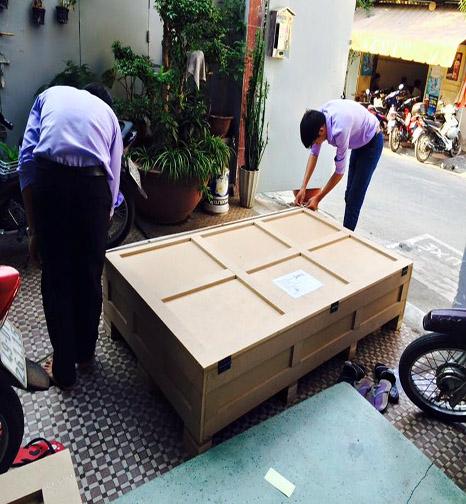 Dịch vụ vận chuyển gửi hàng từ Việt Nam đi Vatican