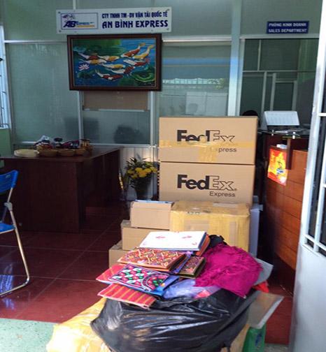 Dịch vụ gửi hàng đi Rabat giá rẻ