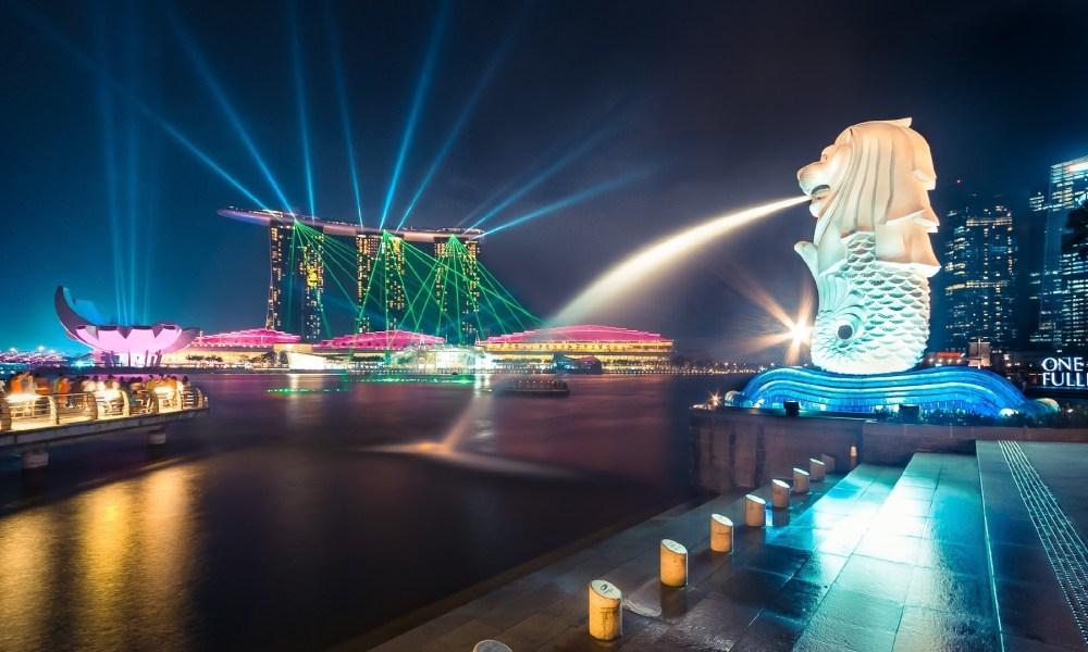 Cước vận chuyển hàng hoá đi Singapore giá rẻ tại AB Express