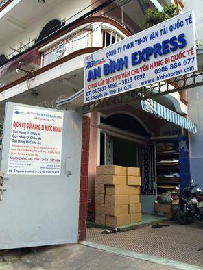 Dịch vụ gửi hàng đi Paramaribo uy tín tại TpHCM