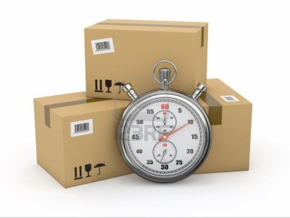 Kích thước và trọng lượng tối đa khi gửi hàng đi nước ngoài