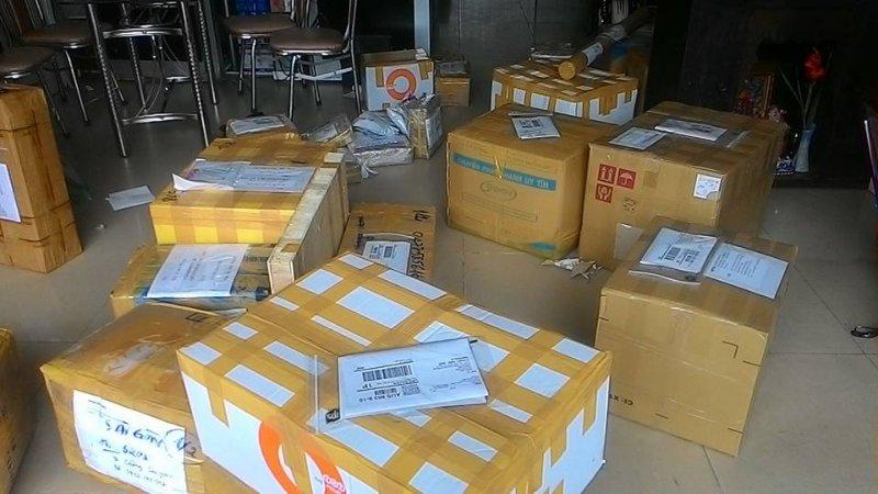 Hướng dẫn đóng gói hàng để tránh mất lạc khi gửi sang nước ngoài