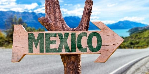 Gửi hàng đi Mexico