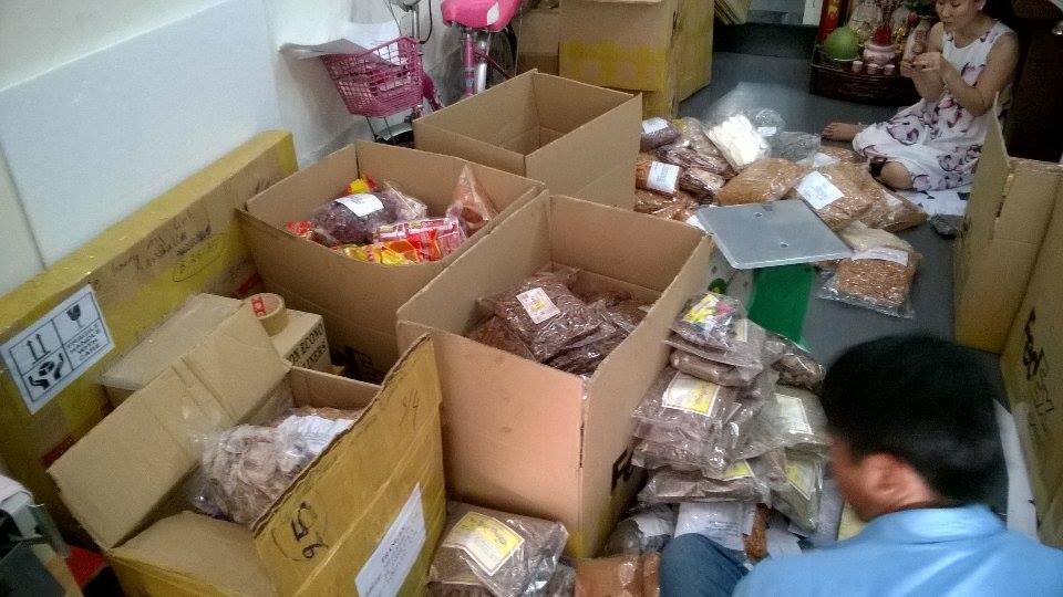 Dịch vụ gửi hàng đi Damas uy tín tại TpHCM
