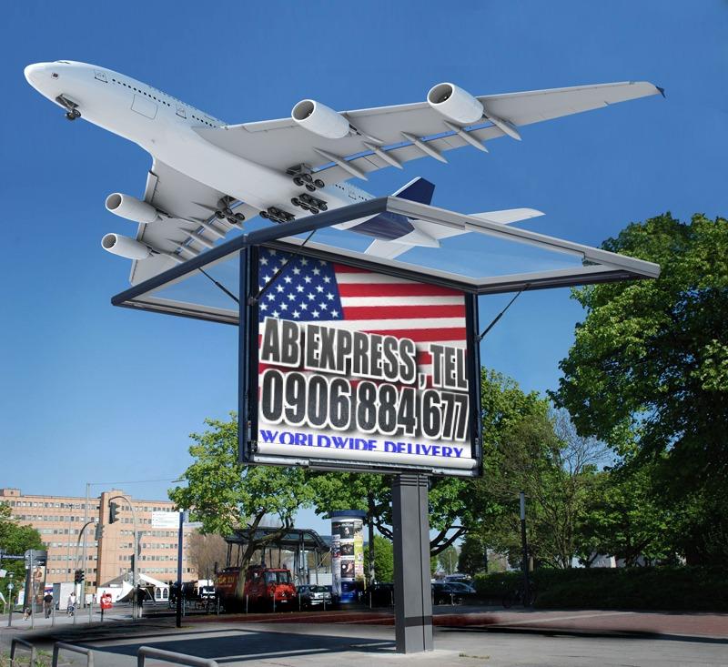 Dịch vụ gửi hàng nhanh đi Mỹ giá rẻ