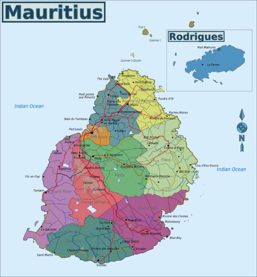 chuyển phát nhanh đi Mauritius