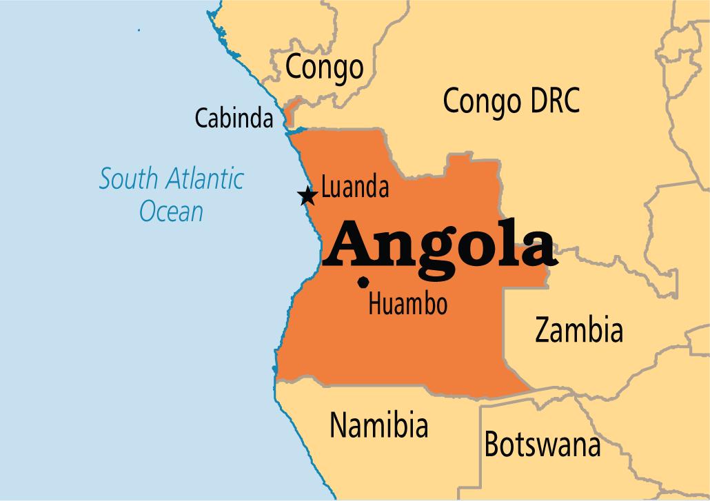 Gửi hàng đi Angola giá rẻ