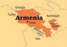Chuyển hàng nhanh sang Armenia