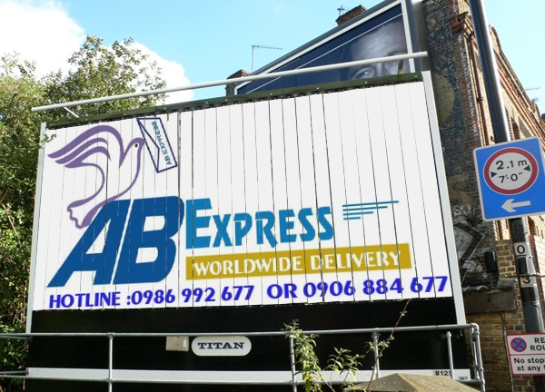 gửi hàng nhanh quốc tế an bình express