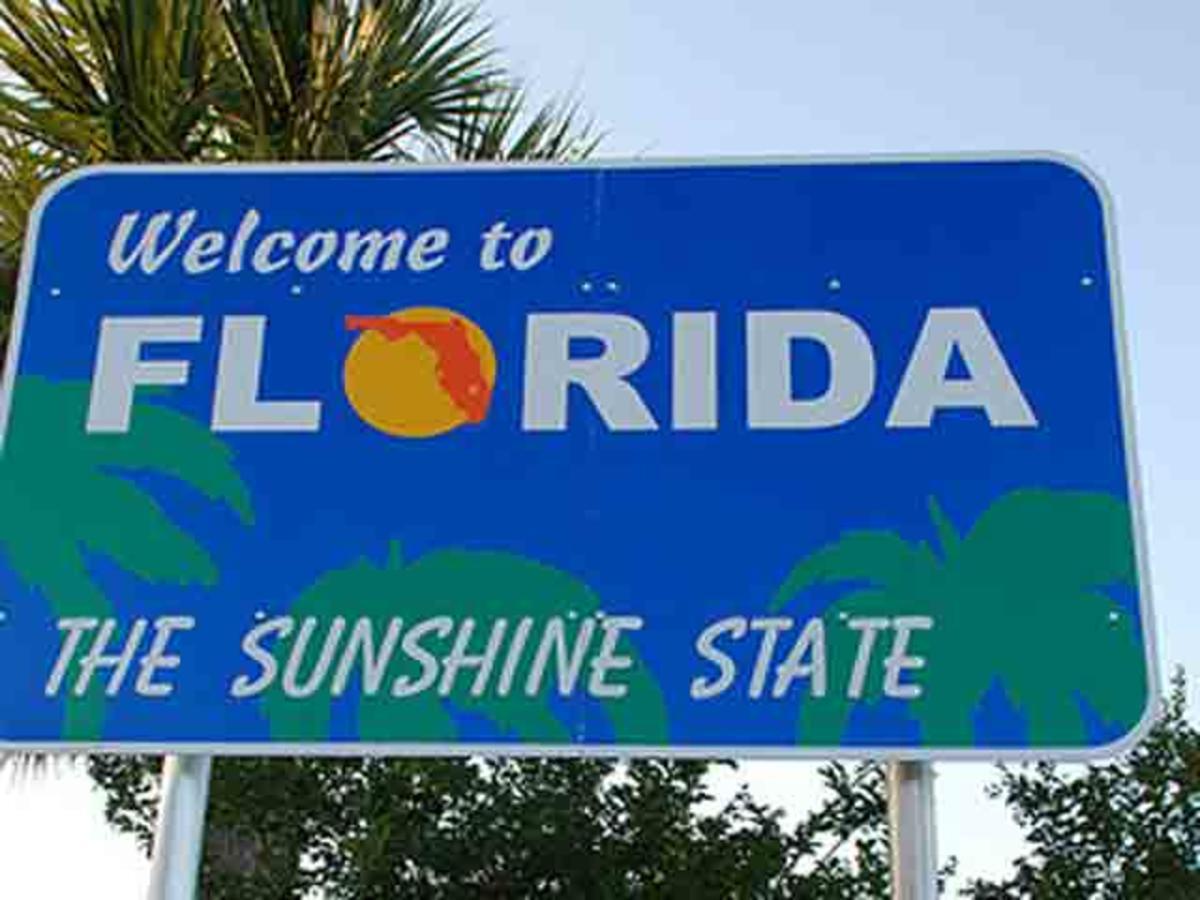 dịch vụ chuyển phát nhanh đi Florida Mỹ
