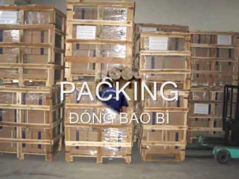 Dịch vụ gửi hàng nhanh đi quốc tế