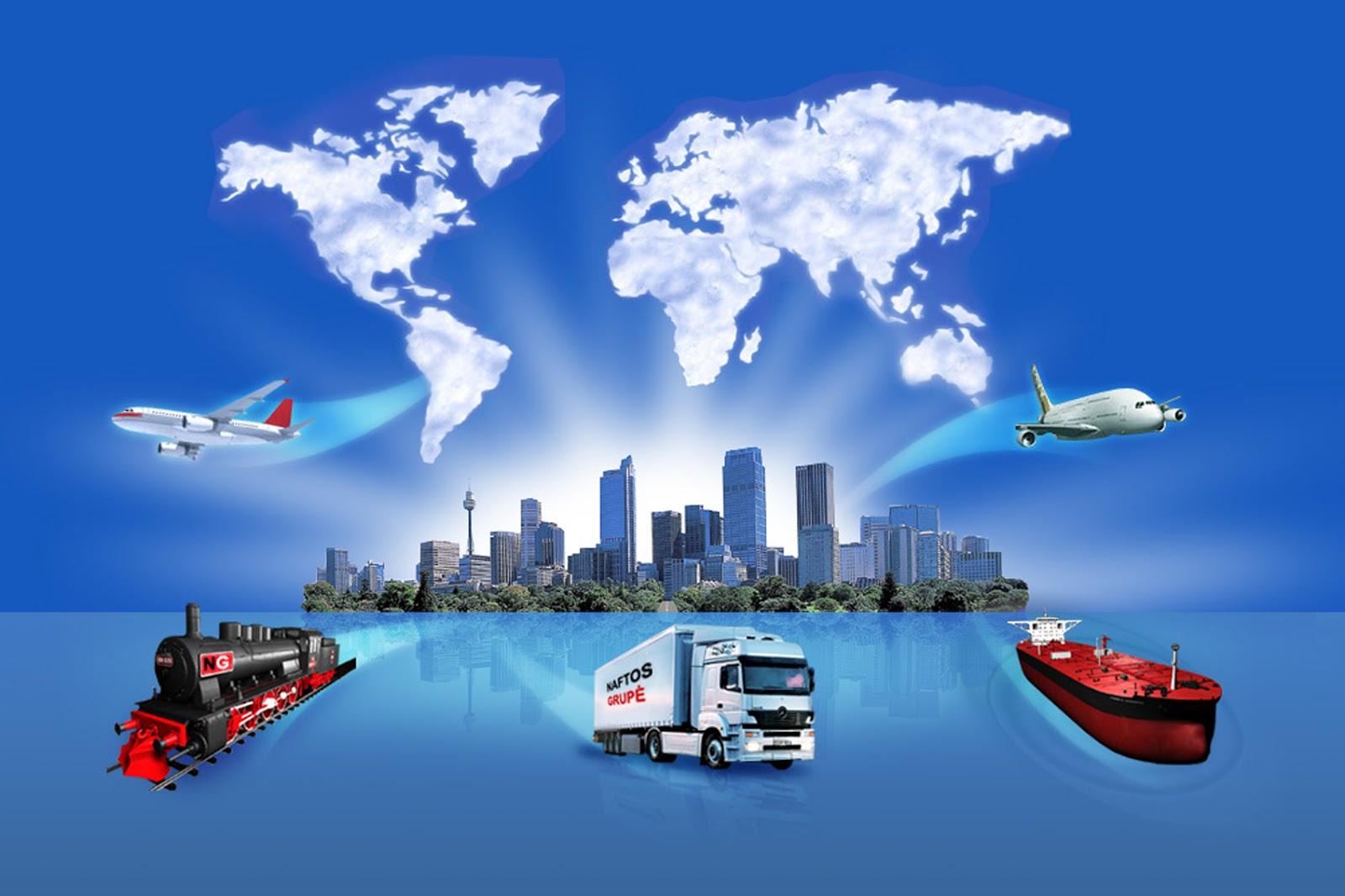 chuyển phát nhanh đi quốc tế