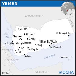 Chuyển phát nhanh quốc tế giá rẻ đi Yemen